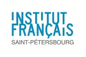 Logo Institut Français Saint Petersbourg