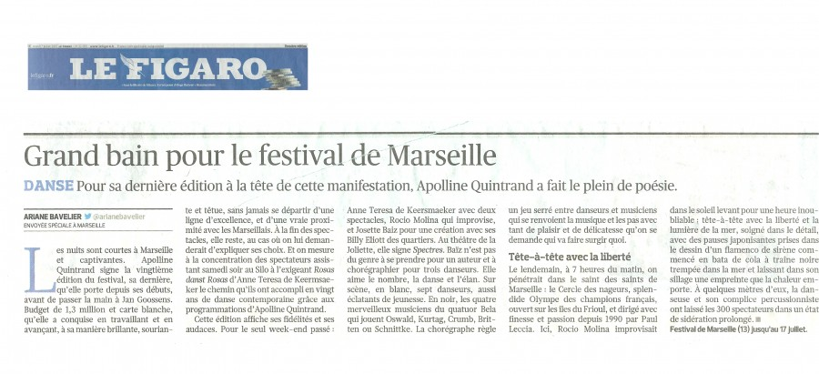 Chronique Le Figarolog