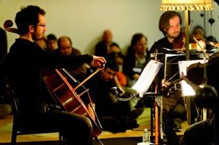 - Quatuor a Cordes n-2 de Morton Feldman par le Quatuor Bela - - Blaise Adilon